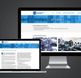 Forschungsgemeinschaft Transkommunikation | Logo Redesign und Webauftritt
