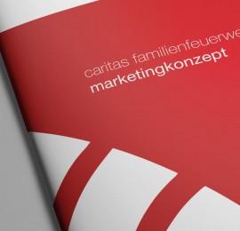 Caritas Aachen – Familienfeuerwehr | Marketingkonzept